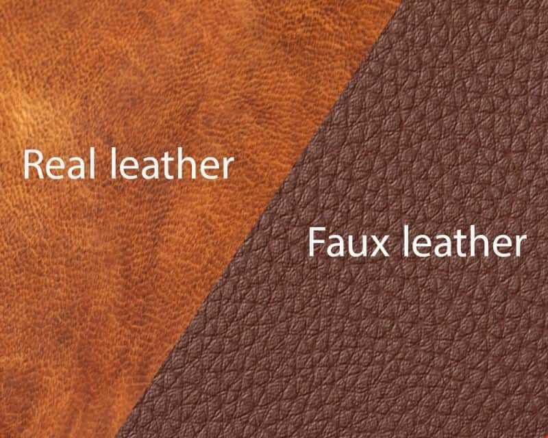 Faux leather là gì