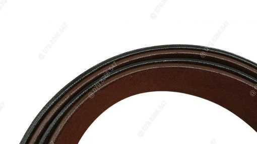 Dây nịch da pu cao cấp DHM-031 | Đầu khóa nguyên khối thời trang