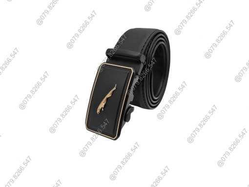 Thắt lưng da pu cao cấp DHM-071 | Mặt lưng khóa tăng mạnh mẽ