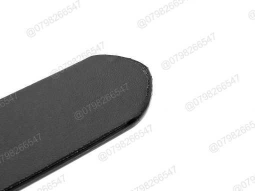 Thắt lưng nam giả da cao cấp DHM-104 | Mặt thắt lưng khóa kim nguyên khối cao cấp