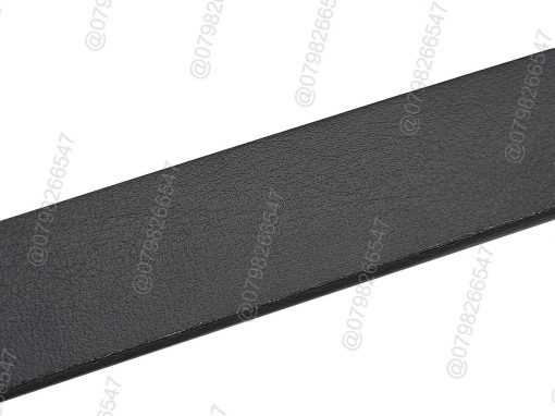 Thắt lưng da cao cấp DHM-128  | Đầu khóa dây nịt kim nguyên khối nam tính
