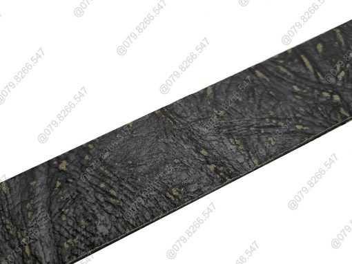 Dây nịch da cây DHM-141 | Mặt lưng khóa kim nguyên khối cao cấp