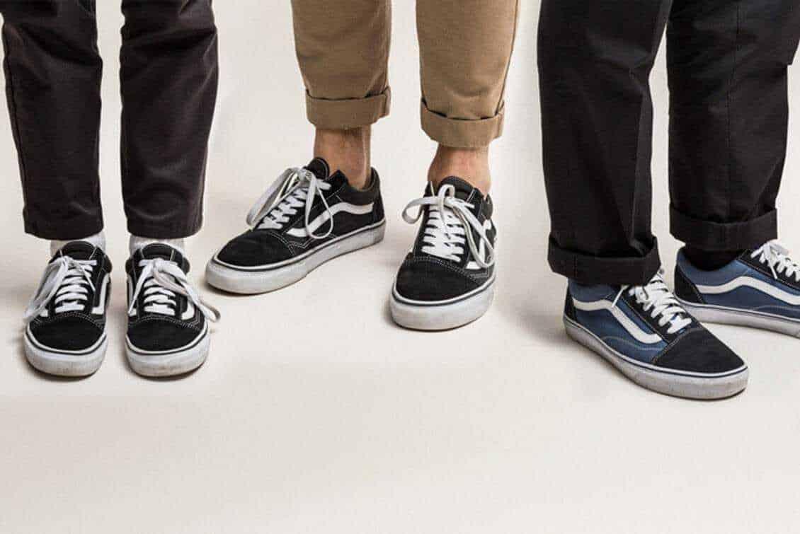 Phối Đồ Với Giày Vans Nam