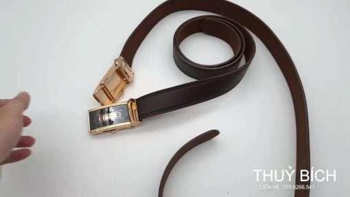Dây nịt giả da cao cấp DHM-099 | Đầu dây nịt lăn cao cấp
